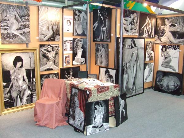 Salon de l'érotisme Besancon 2009
