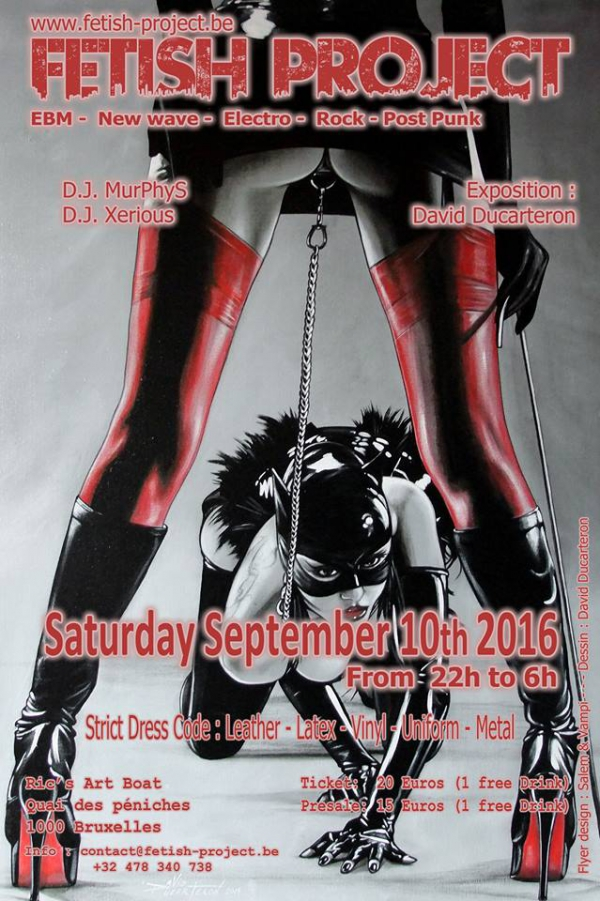 Fetish Project 10-09-2016