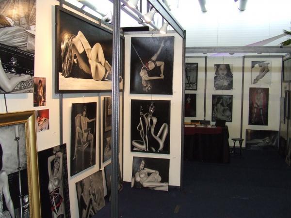 Salon de l'érotisme Mulhouse 2009
