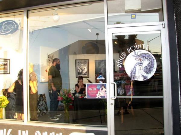 Pinup Pointe Gallery Las Vegas