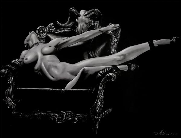fauteuil dark