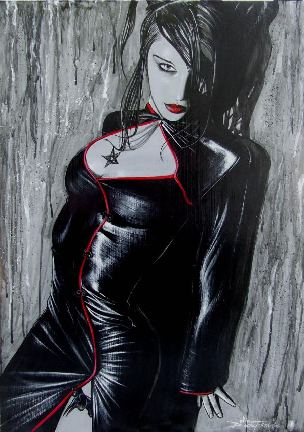 Lilith Darla Démonia