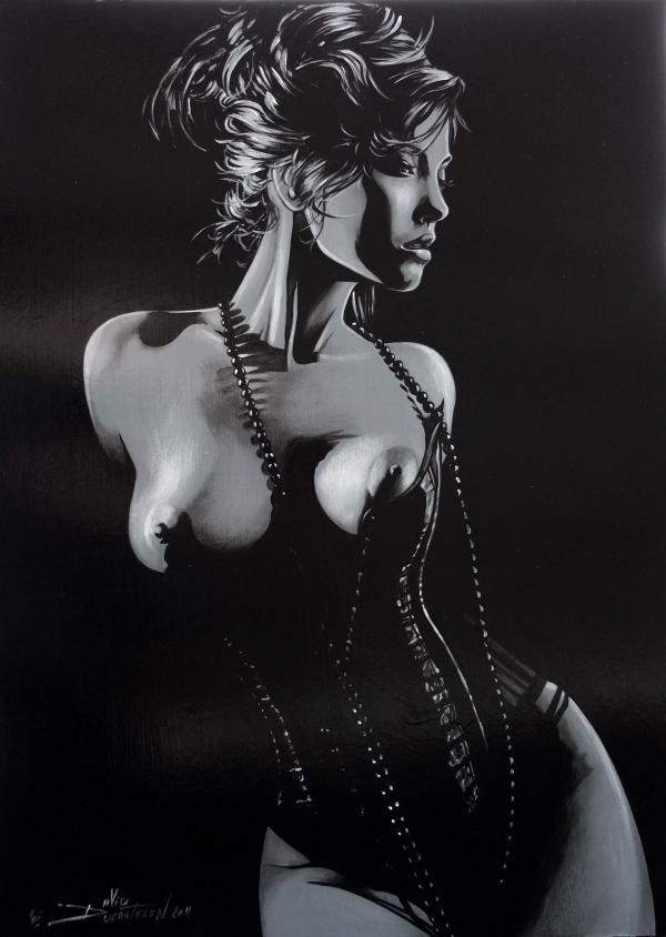corset & perles