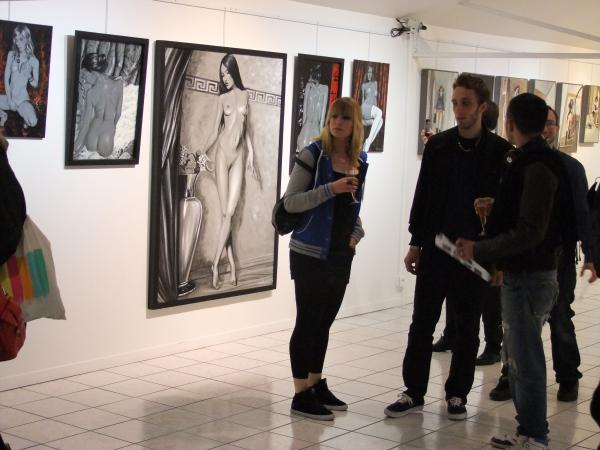 "Expo ""Ingenues"" Concorde Art Gallery- Paris 15e -Avril/Mai 2012"