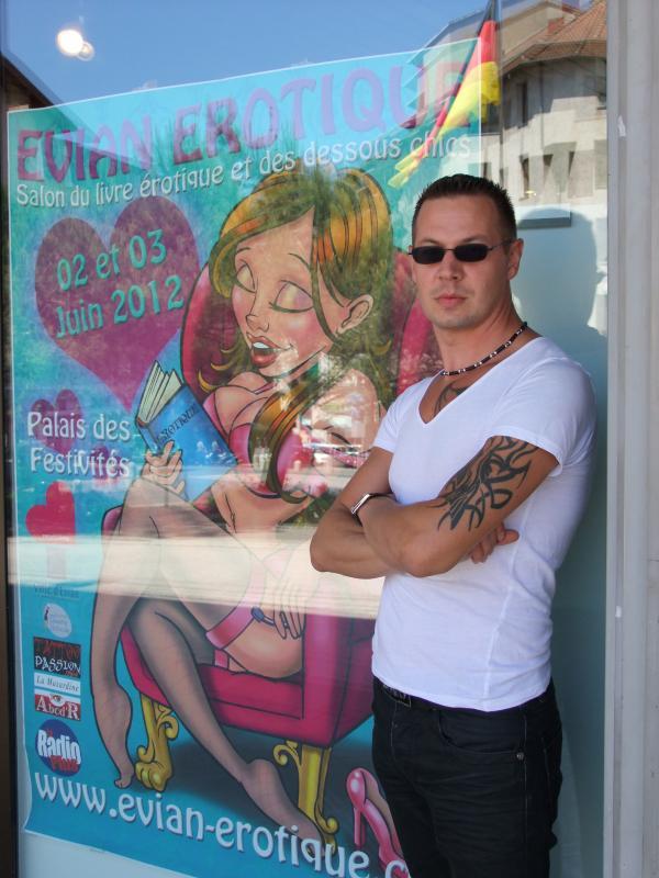 salon érotique d'Evian 2012