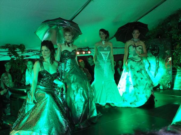 expo-défilé Manon Darras 2011