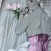 Corset Rose (65x81) 2015  acrylique sur toile
