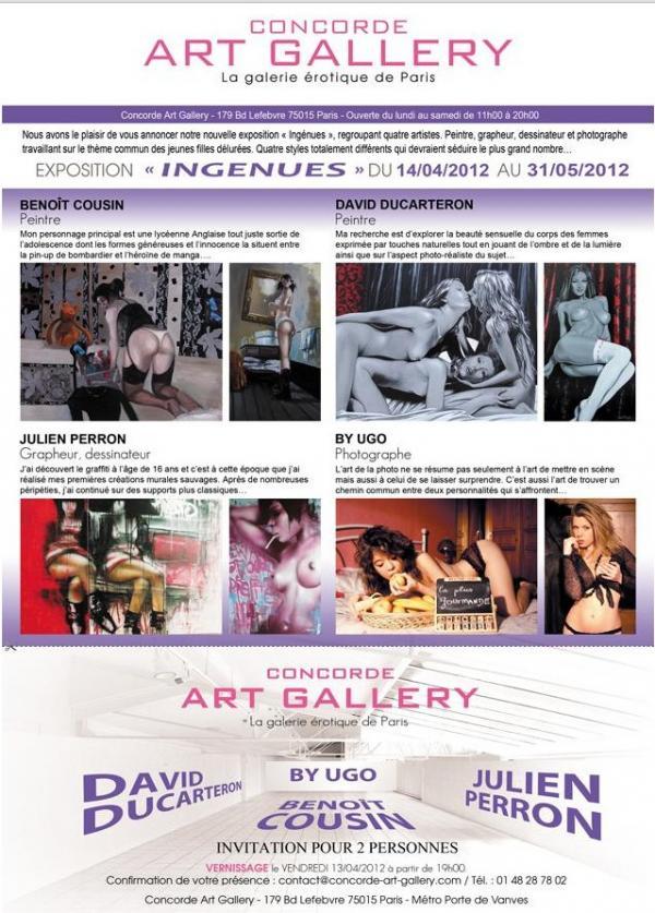 expo Concorde Art Gallery 2012