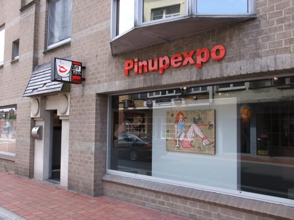 -Pinup Art Gallery :Knokke Belgique