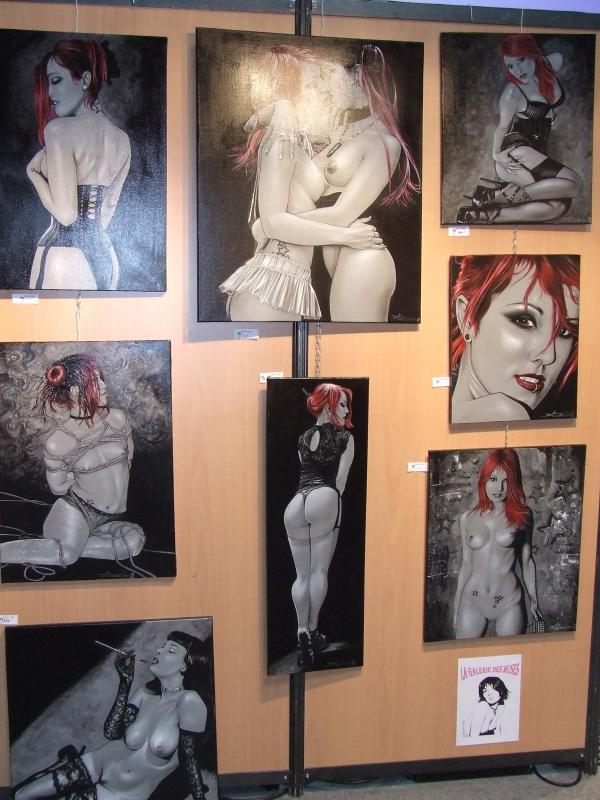 Salon de l'érotisme Besançon 2010