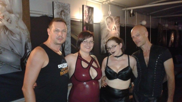 Expo Fetish Project 10/09/2016