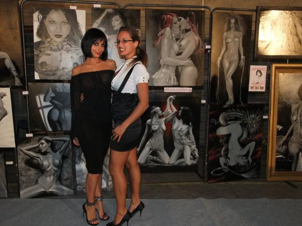 salon de l'erotisme Chaumont