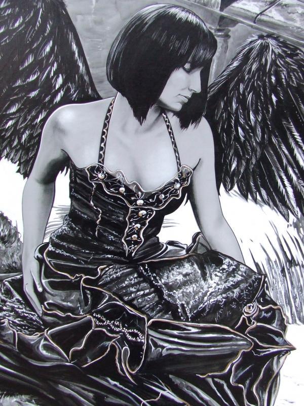 Cindy L'ange noir
