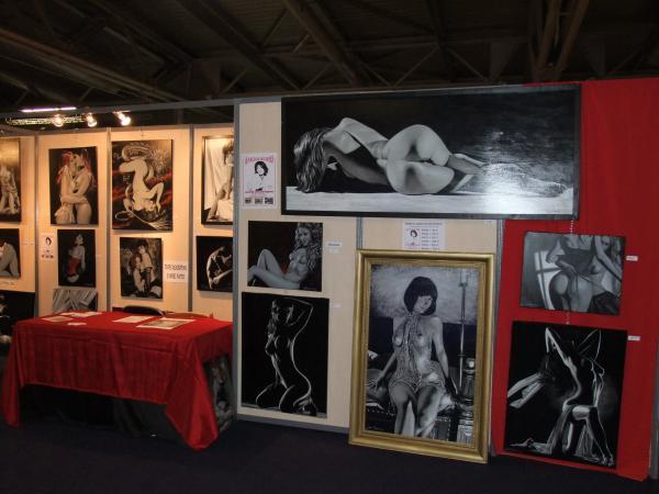 Salon de l'érotisme Mulhouse 2010