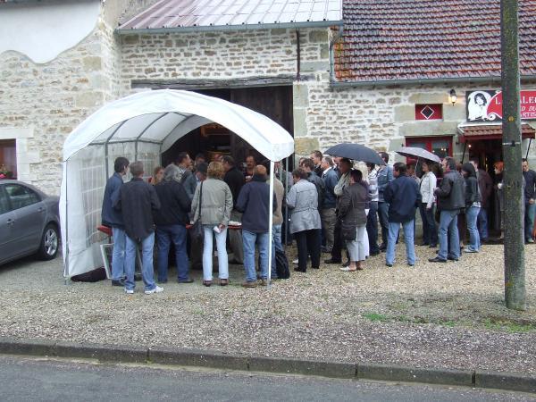 """Soirée inauguration """"la Galerie des Muses"""""""