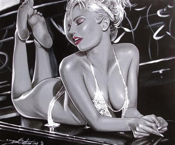 Amy Wilder cabaret
