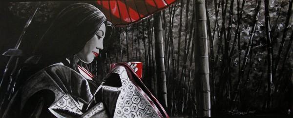 Bambou (40x100) 2007