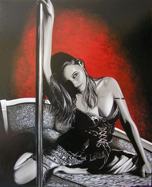 Céline(100x80)2007