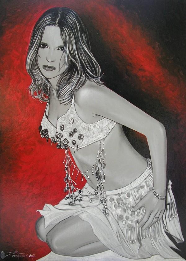 Céline(50x70)2007